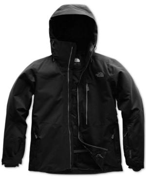2775b4bbf3 The North Face Men s Ski Machine Jacket - Black L