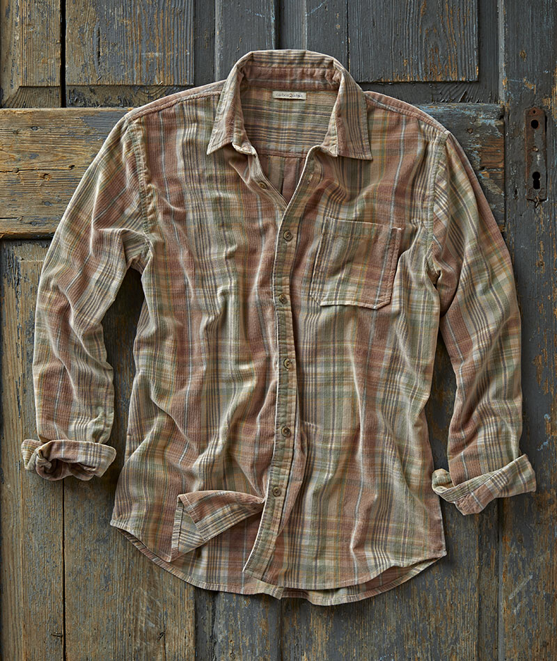 Men S Long Sleeve Freestone Corduroy Shirt In 100 Cotton Carbon2cobalt Sweater Outfits Men Mens Shirts Shirts