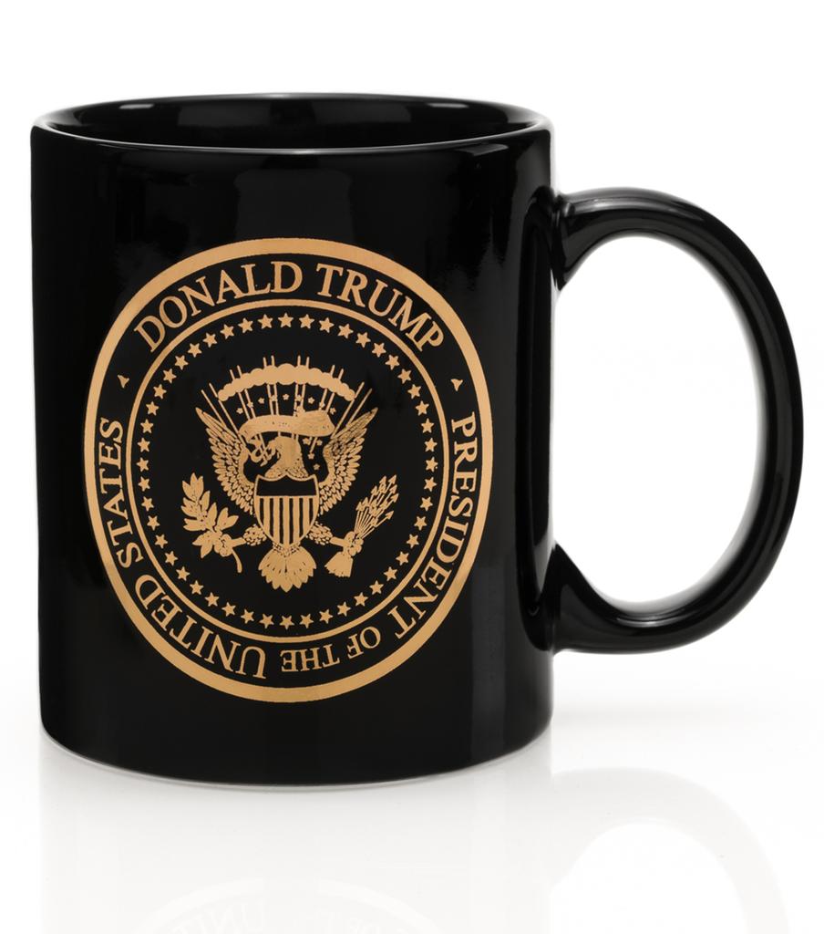 Donald J Trump Presidential Coffee Mug Mugs Coffee Mugs Novelty Cups