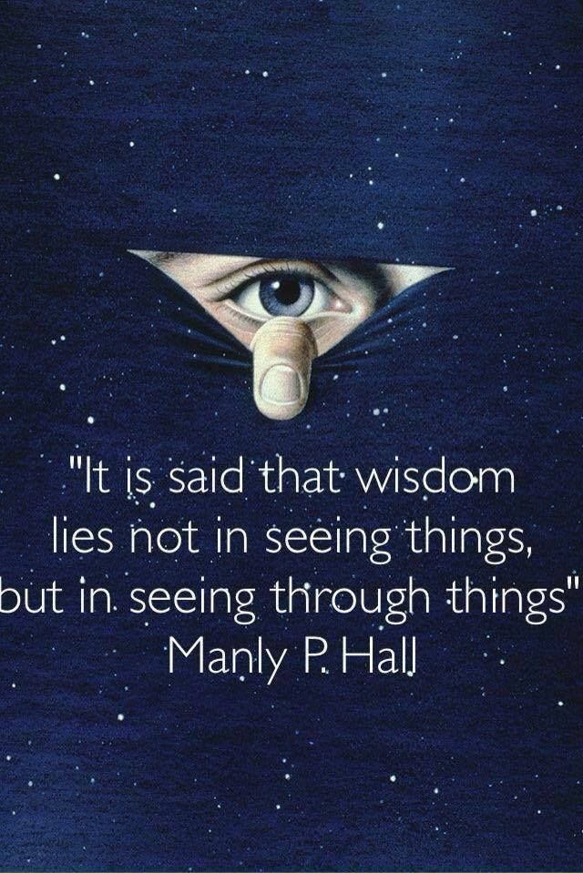 Being Able To See Through Things Makes You Wiser But Sadder As