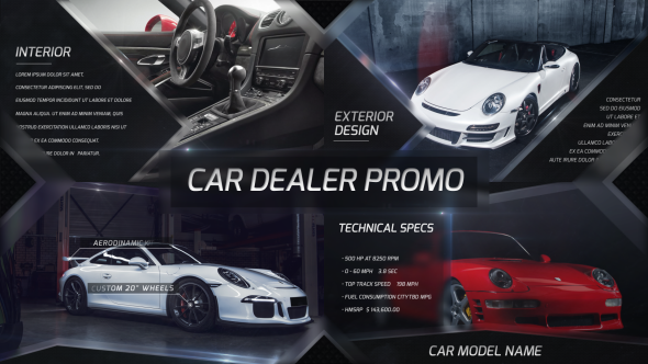 New Car Promo  • After Effects Template • See it in action ➝ https://videohive.net/item/new-car-promo/19798915?ref=pxcr