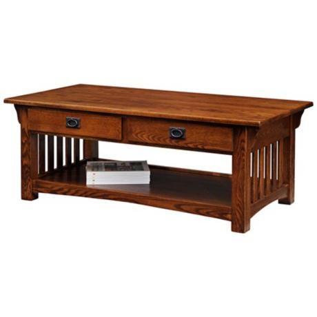 23 oak coffee tables ideas