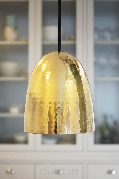 Stanley Hammered Brass Pendant Dunlin Home Australia 1 Brass Pendant Copper Pendant Lights Pendant Lighting