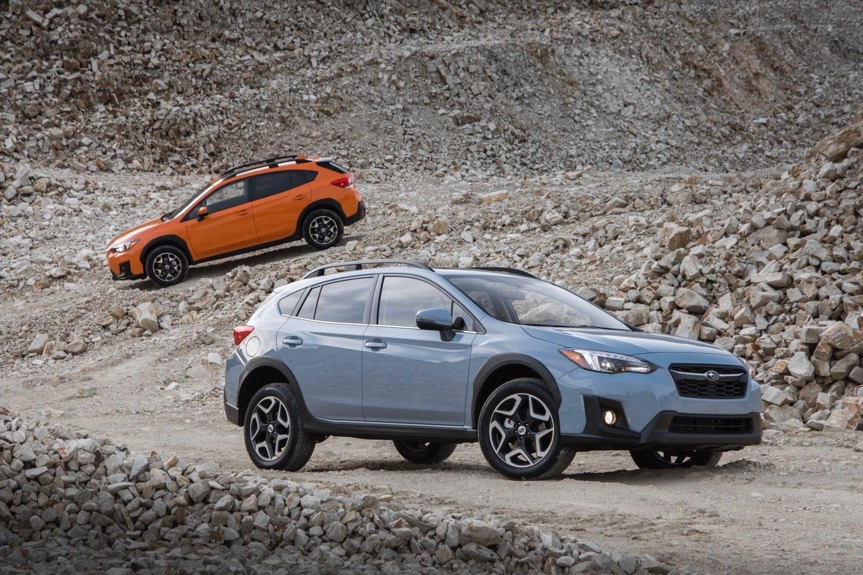 2019 Subaru Crosstrek Mpg Redesign Subaru Crosstrek Subaru Car Review