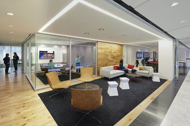Octagon office by TPG Architecture, McLean   Virginia office