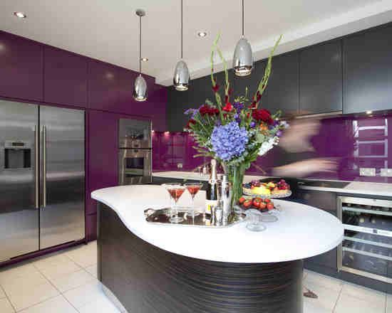 15 Stylish Kitchen Countertop Ideas Kitchencountetops Kitchencountertop Kitchencountertopideas Countertopideas Granitecountertops