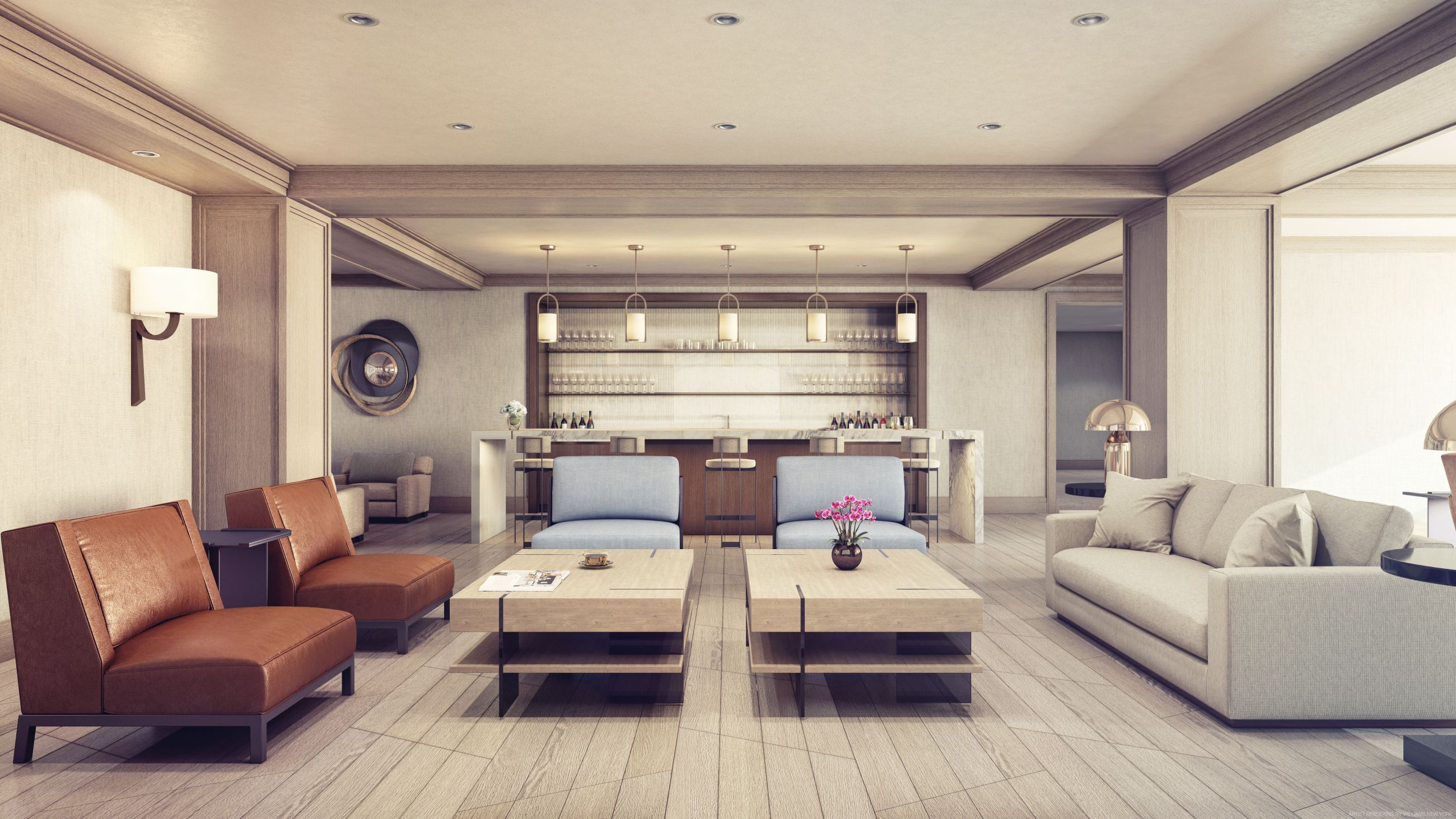 100 Barclay At 100 Barclay St In Tribeca Sales, Rentals,