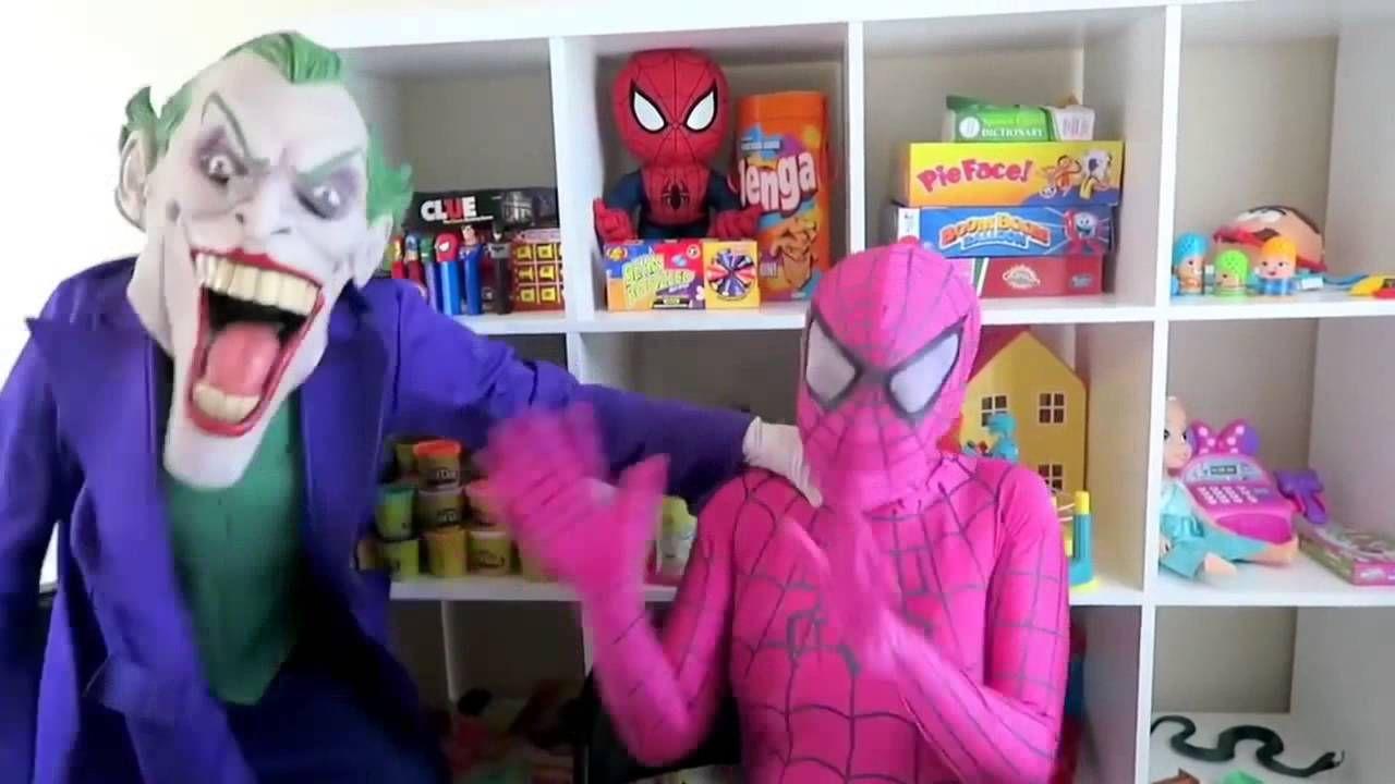 سبايدر مان والجوكر Spider Man Joker Character Fictional Characters