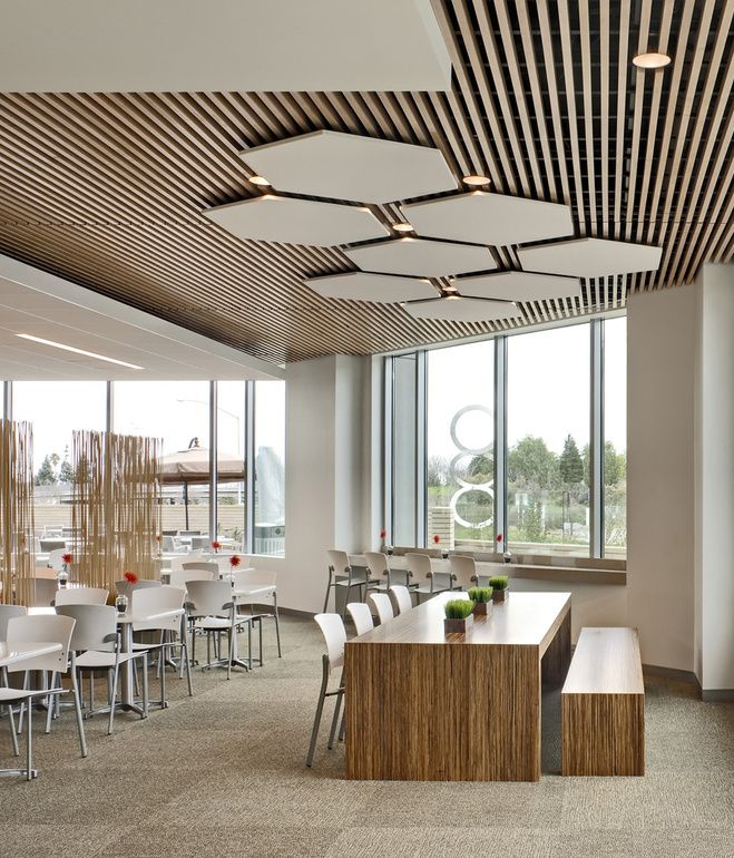 Modern Business Cafeteria Google Search House Ceiling Design