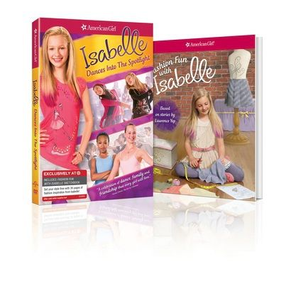 American+Girl:+Isabelle+Dances+into+the+Spotlight+(DVD)+-+Only+at+Target