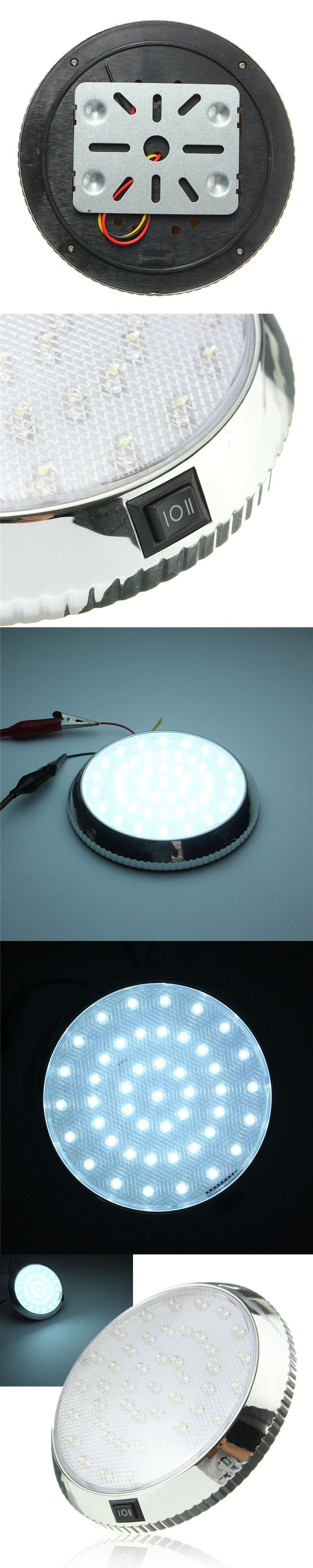 1pc 025a 46 led car auto vehicle interior indoor roof ceiling dome 1pc 025a 46 led car auto vehicle interior indoor roof ceiling dome light white lamp arubaitofo Gallery