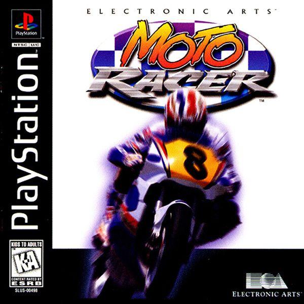 Moto Racer 1997 Playstation Playstation Games Ps1