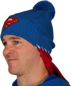 Superman Caped Winter Hat  af36647fbef