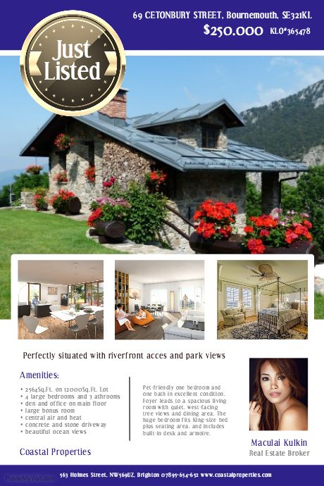 Create professional real estate flyers by customizing our easy to create professional real estate flyers by customizing our easy to use templates add your content saigontimesfo