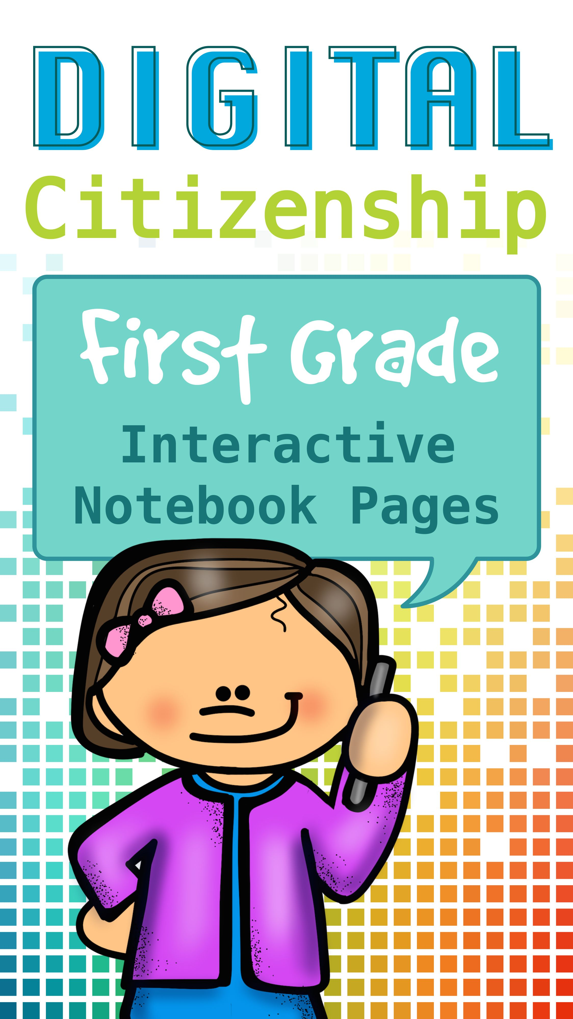 Internet Safety And Digital Citizenship Interactive