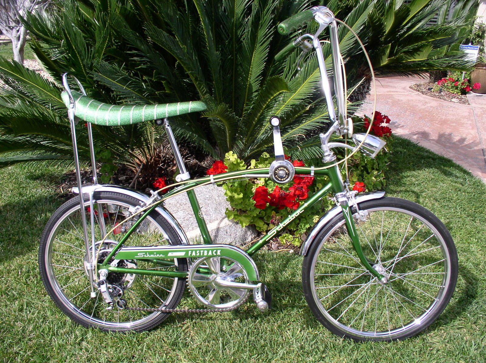 986c3f959d7 Schwinn 1969 Minty 5 Speed Stik Fastback Nice All Original Vintage Bicycle  Bike | eBay
