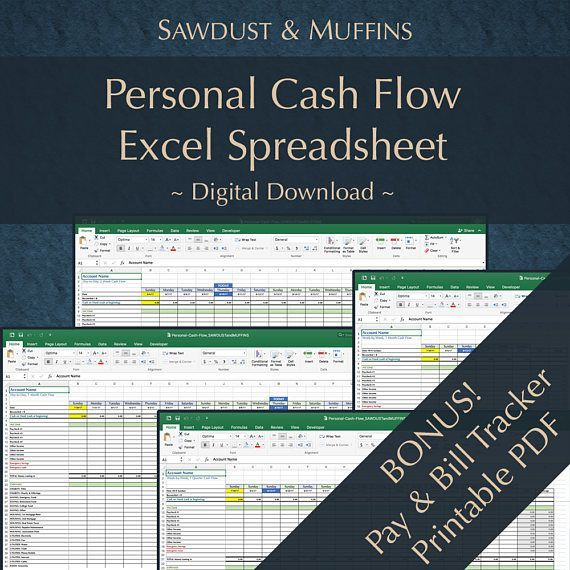 personal finance cash tracker excel spreadsheet dave ramsey