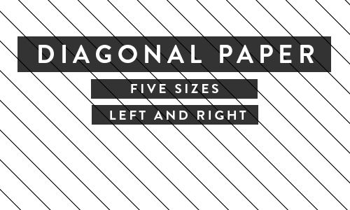 Introducing Our Printable Papers Collection We Have 33 Different Paper Types Available In PDF And