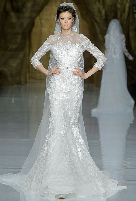 Fall Or Winter Weddings: Long Sleeve Wedding Gowns - | My style ...
