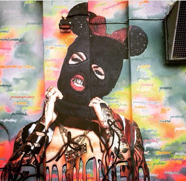 Art urban