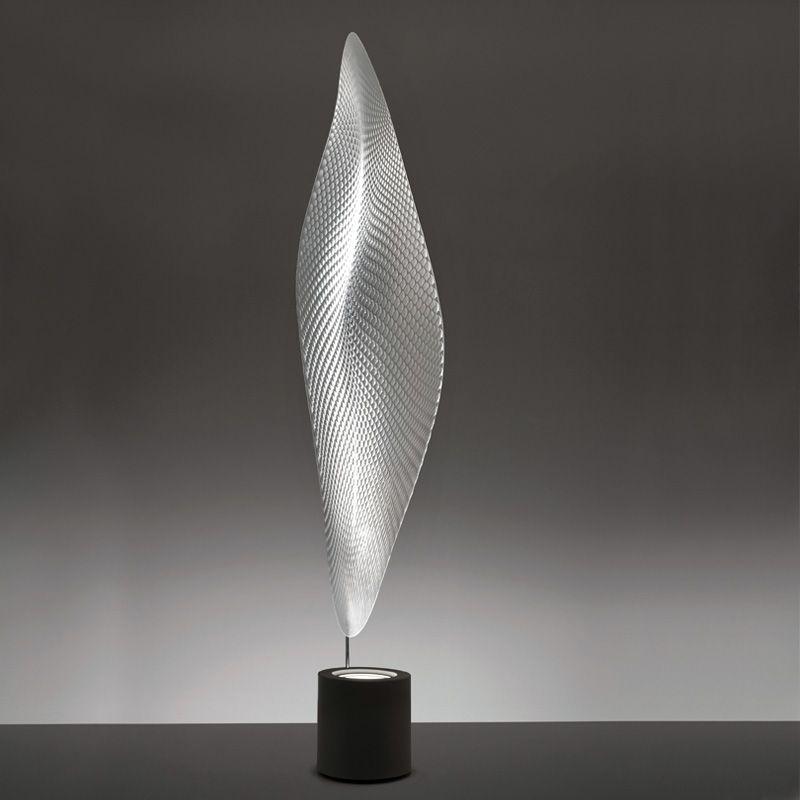 Cosmic Leaf Floor Lamp Ross Lovegrove For Artemide 2009