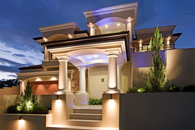 beautiful modern homes latest mediterranean homes exterior designs - Mediterranean Homes Design