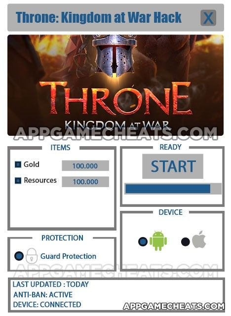 Throne Kingdom At War Tips Hack Cheats For Gold Resources Action Rpg Throne Kingdomatwar Http Appgamecheats Com Throne Kingdom At War Tip Hack Bane