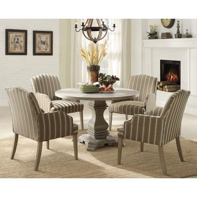 Buy Homelegance Euro Casual 5 Piece 48X48 Dining Room Set In Amazing Casual Dining Room Sets Design Inspiration