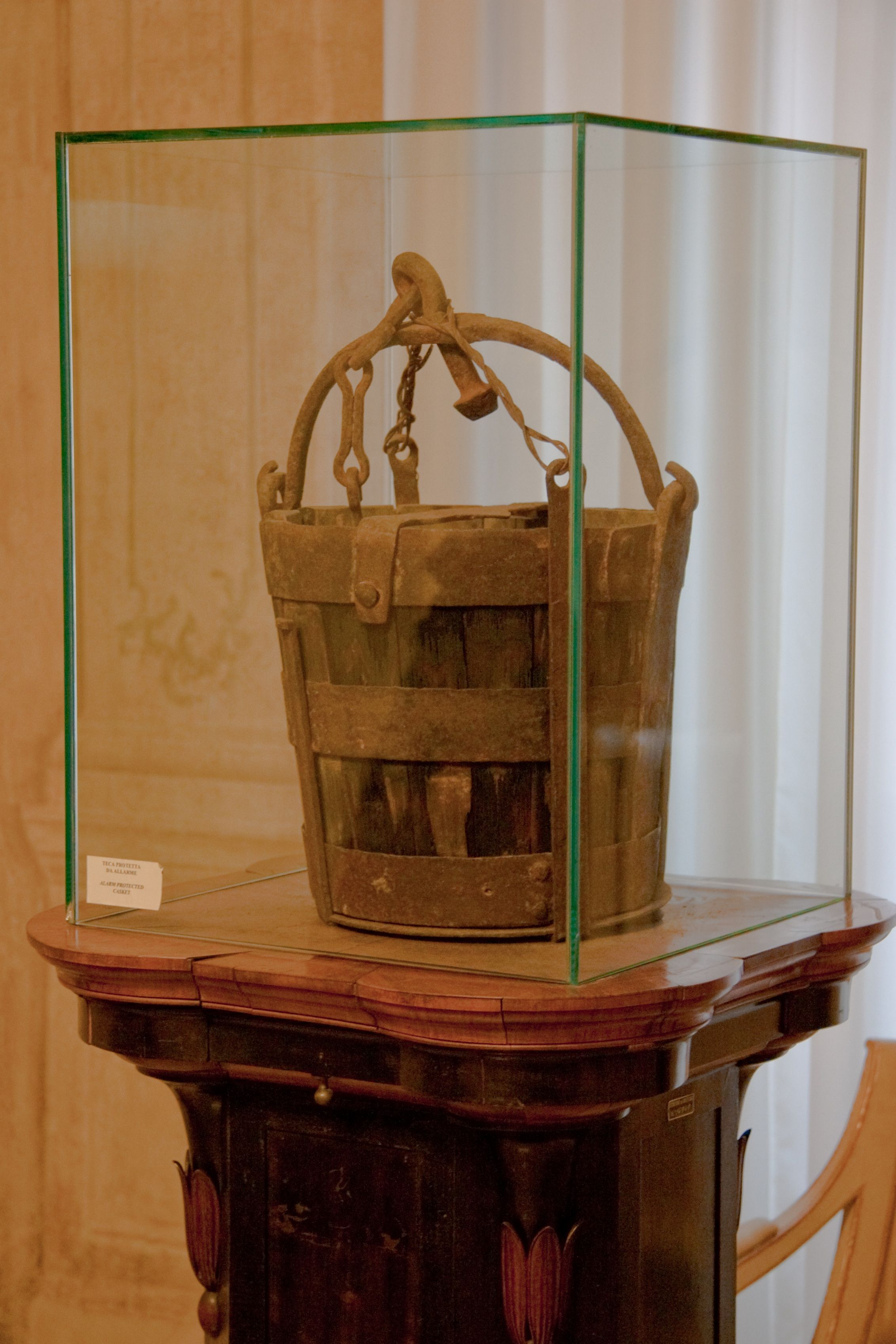 Image result for bologna wooden bucket