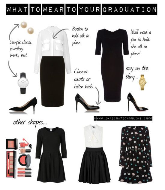 what to wear at graduation uk