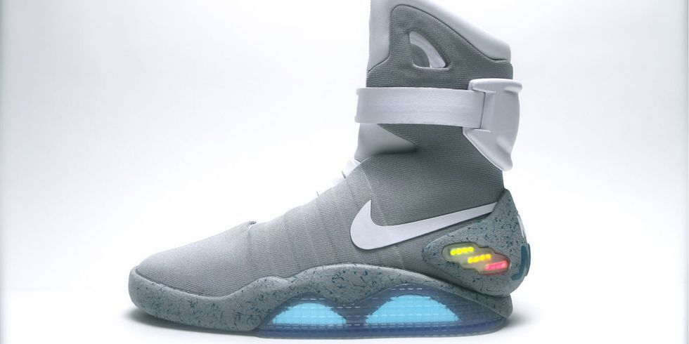 Are We Finally Getting a Public Release of Nike's Self-Lacing 'Back to the  Future' Shoes?