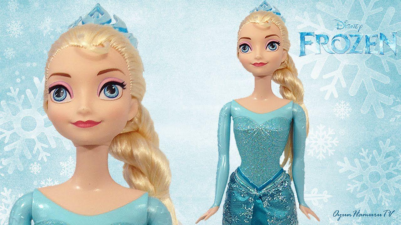 Karlar Ülkesi Elsa Oyuncak Bebek Frozen Elsa Doll | Dolls | Pinterest