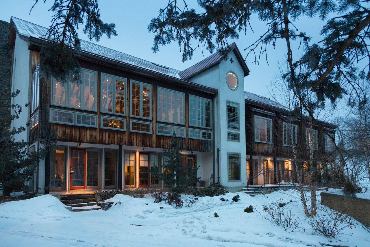The Historic Glasbern Inn Rustic Wedding Venue Rustic Retreat Nature Trail Sustainable Winter Wonderland Hotel Inn National Historic Landmark