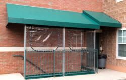 Entrance Canopy With Side Weather Panel Canopy Entrance Covered Walkway