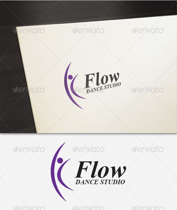 dce23049e63d0 Flow Logo Template EPS PSD AI Vector CMYK Text can change Fonts Times New  Roman ¨C free windows fontSupport  eMail  webruskaa gmail