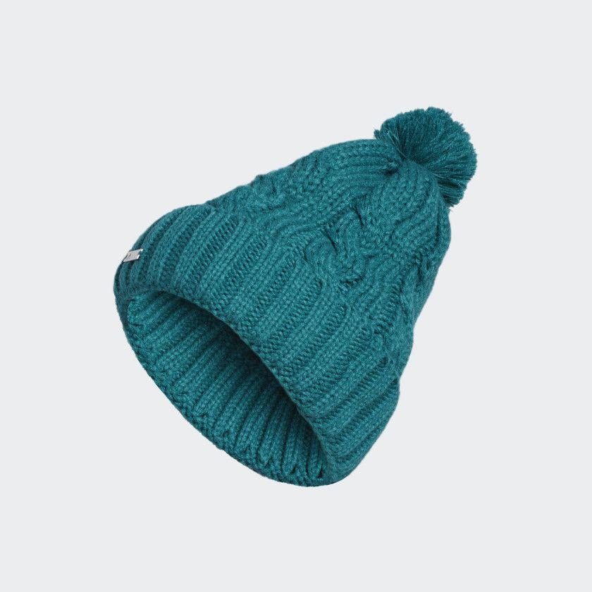 7191fb81472795 adidas Women's Hats: Snapbacks, Beanies & Visors   adidas US. Solid Pompom  ...