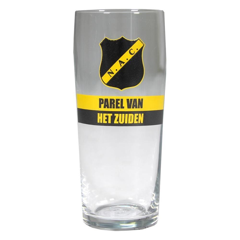 Bierfluitje Parel van Zuiden NAC Breda
