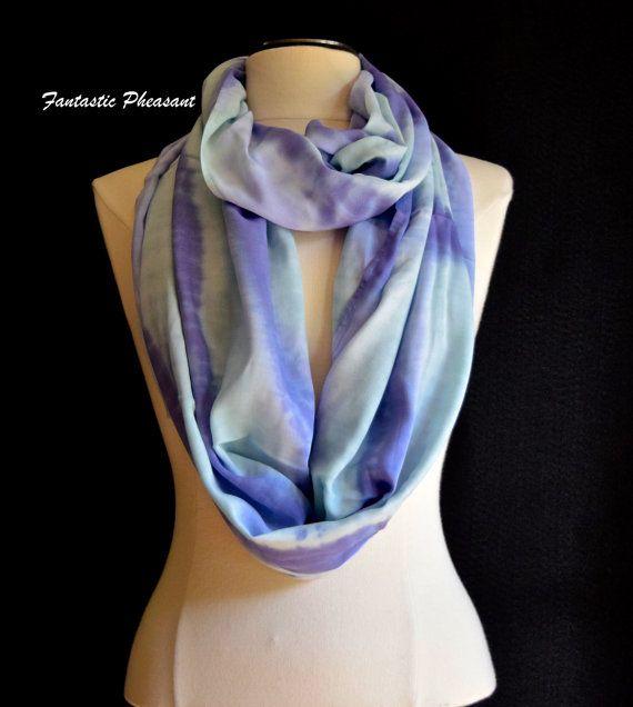Silk Square Scarf - MermaidSilkScarf by VIDA VIDA ldSUzcXsf