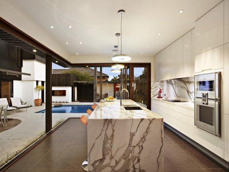 Kitchen design ideas | Island kitchen, Kitchen photos and Marbles