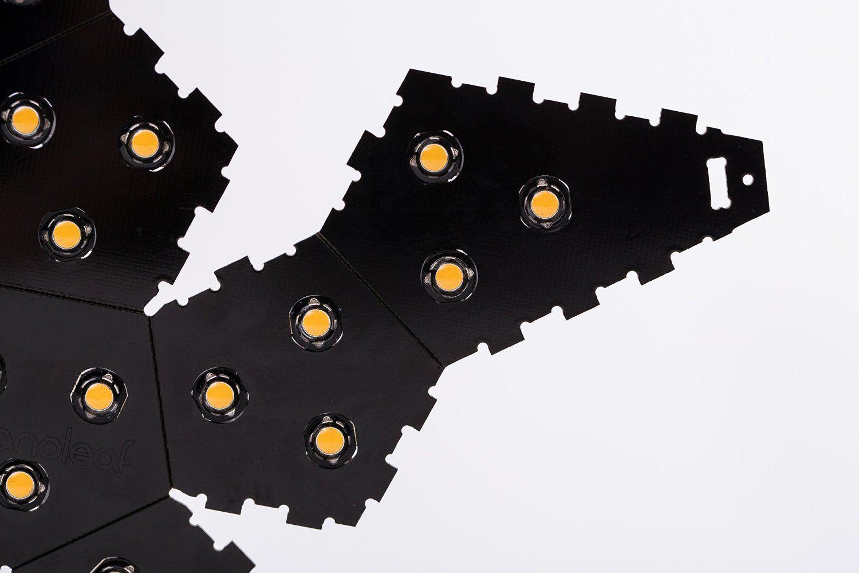 Nanoleaf One LED Lampe Ersetzt 75 Watt E27 Birne, 10W 1200 Lumen 3000K  Warmweiß 360