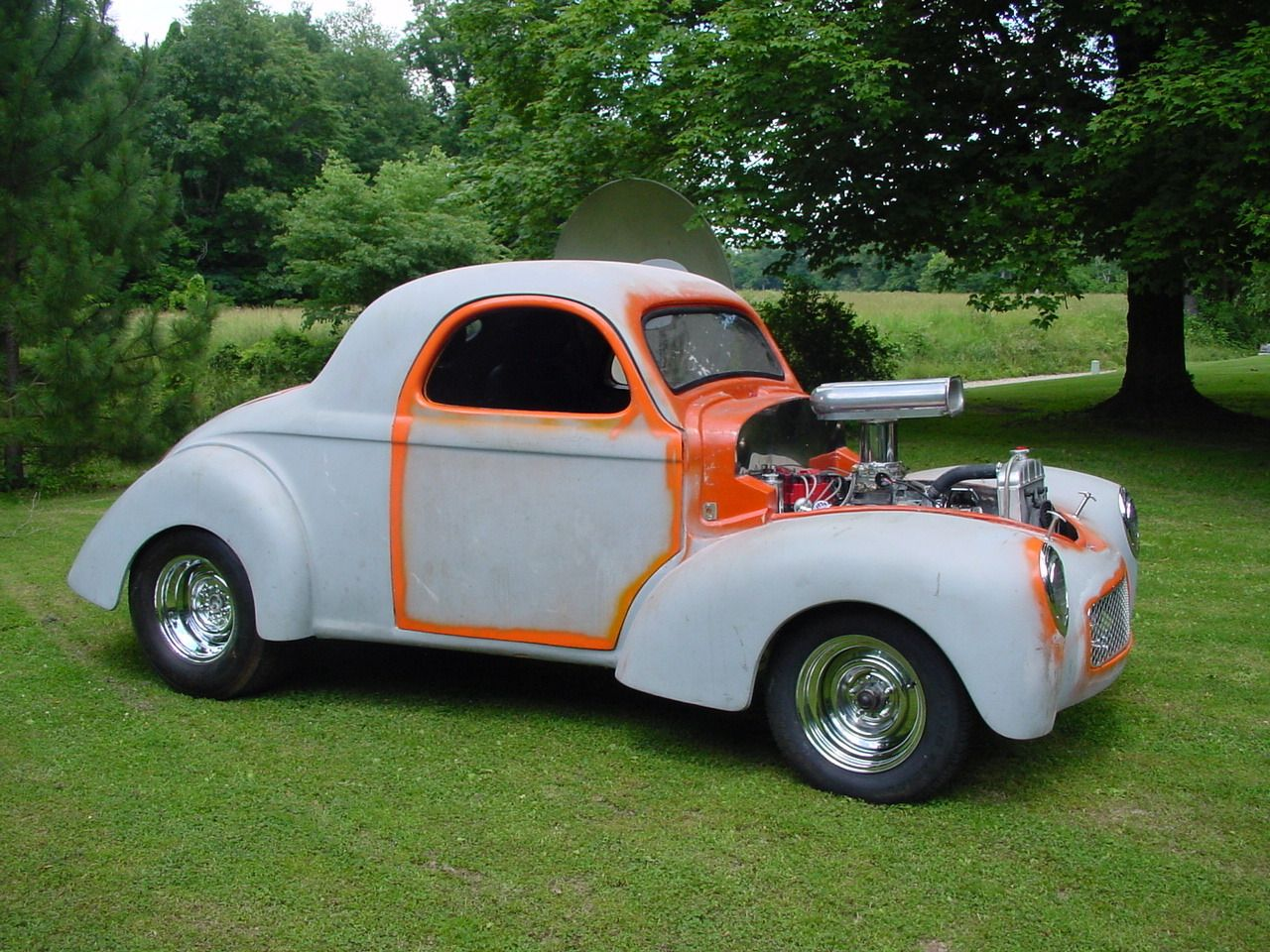 Reader\'s Ride: 1941 Willy\'s | OldRide.com | Hot Rods and Customs ...