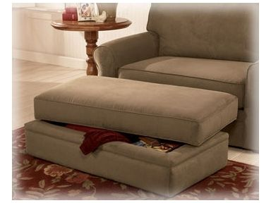 Shop for Signature Design Ottoman With Storage, 47, and other ...