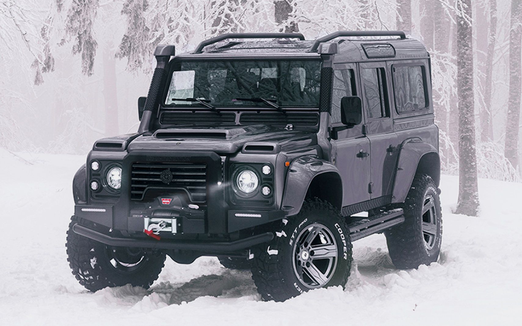 Ares Land Rover Defender Improb Land Rover Defender Land Rover Pickup Trucks