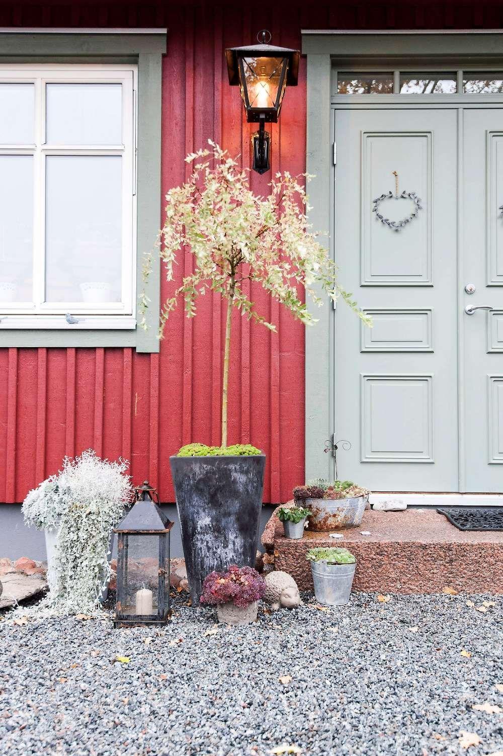 Ytterdörr Dooria perfekt färg & Ytterdörr Dooria perfekt färg | Fönster \u0026 dörrar | Pinterest | Doors