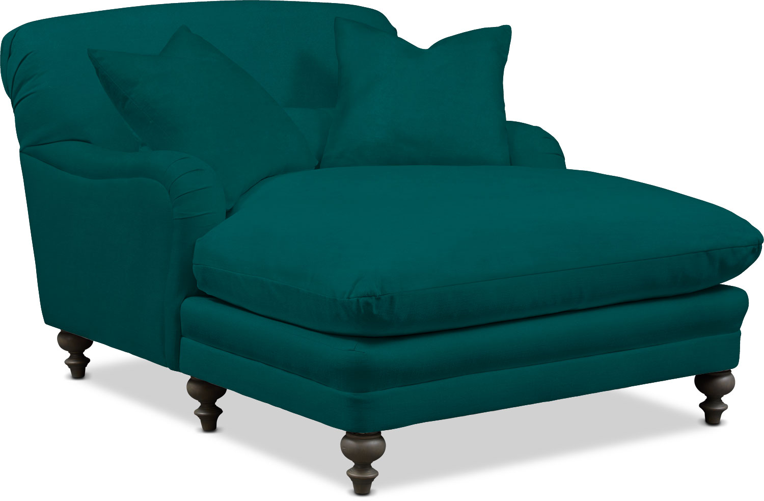 Winnie Chaise Peacock In 2020 Value City Furniture Furniture City Furniture