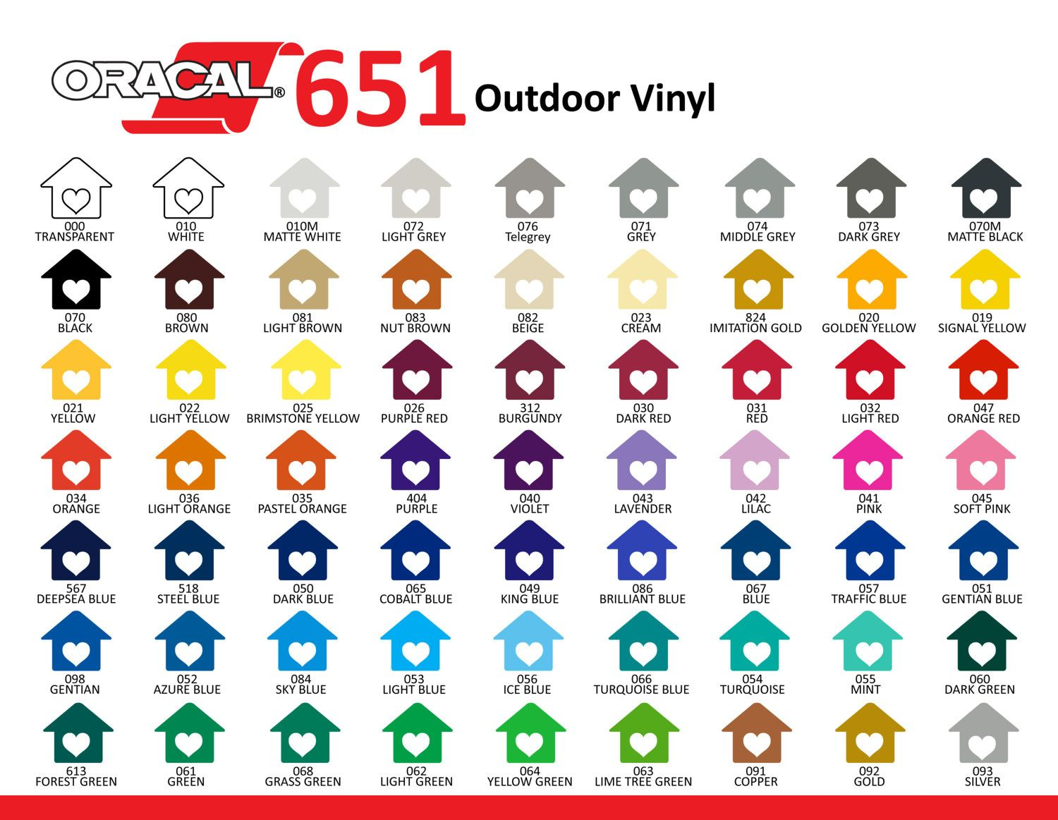 Vinyl Oracal 651 One Of Every Color Including Metallic 63 12x12 By Craftvinylcottage On Etsy Vinyl Vinyl Crafts Cricut Vinyl