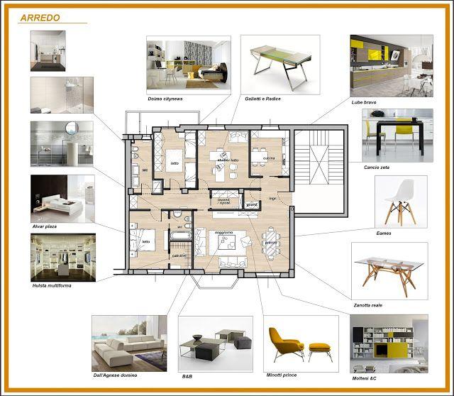 Arredamento e dintorni ristrutturazione appartamento anni for Interni e progetti