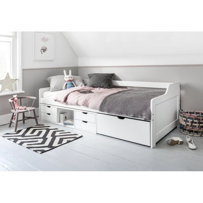 Best Eva Day Bed Cabin With Pull Out Drawers Daybed Room Bed 400 x 300