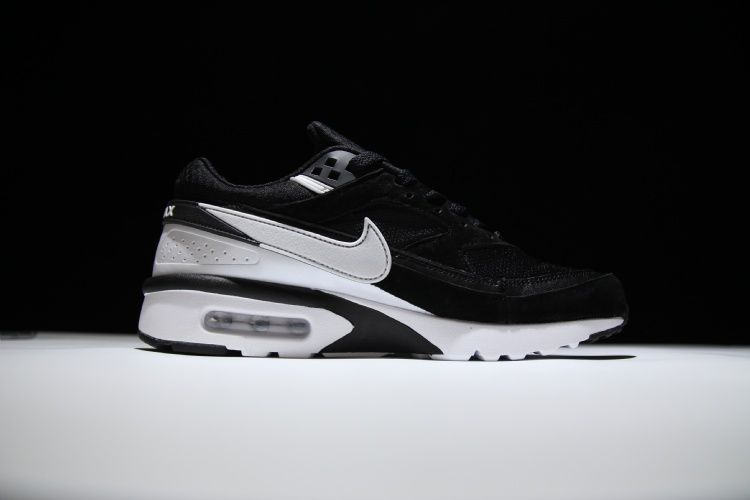 more photos a6d13 0f680 NIKE AIR MAX PREMIUM BW BLACK WHITE RUNNING SHOES 819523 065