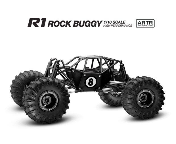 Rc Car And Truck Radio Control Remote Control Rc Planet >> Gmade R1 Artr Rock Crawler Buggy Black Version Gma51004 Rc